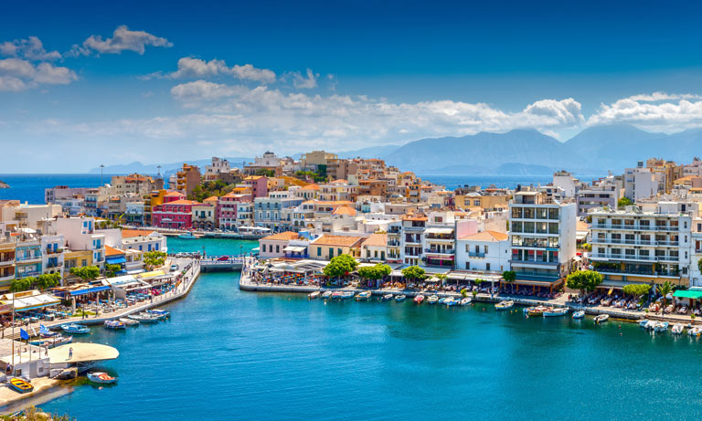 Book a rental car in Agios Nikolaos