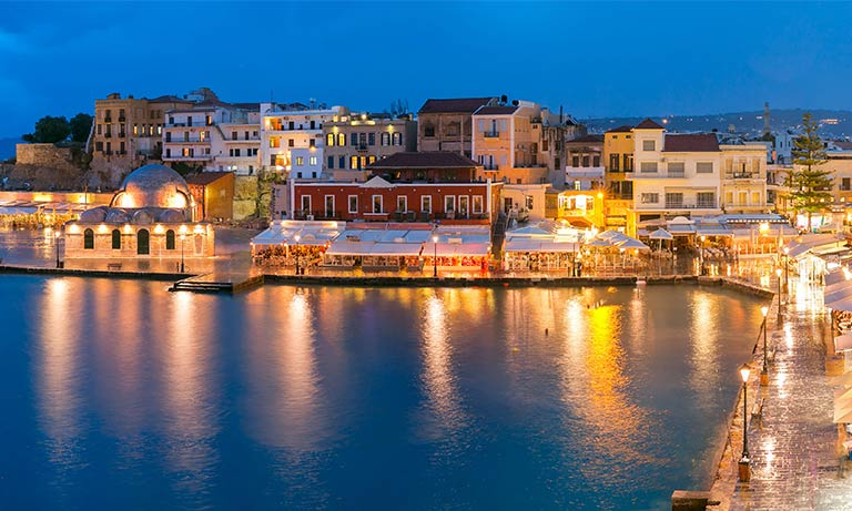 Car hire Chania - Rental Center Crete