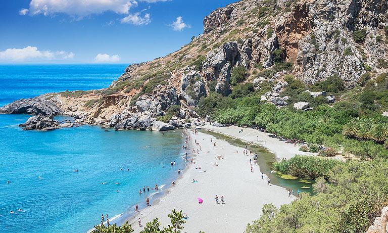 Noleggio auto a Creta Chania