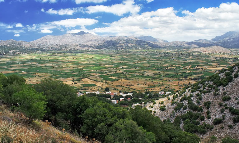 Explore Lasithi Region with a car hire